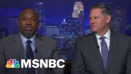 Chauvin Trial Prosecutors React To Guilty Verdict | The Last Word | MSNBC 9