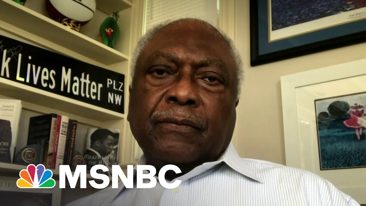Rep. Clyburn: Democrats Will 'Surprise A Lot Of People After Redistricting' | The Last Word | MSNBC 2