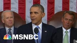 On Minimum Wage And GOP Freak-Outs, Biden Can Draw On Lessons From Obama Era | Rachel Maddow | MSNBC 4