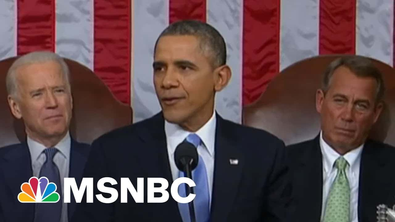On Minimum Wage And GOP Freak-Outs, Biden Can Draw On Lessons From Obama Era | Rachel Maddow | MSNBC 2