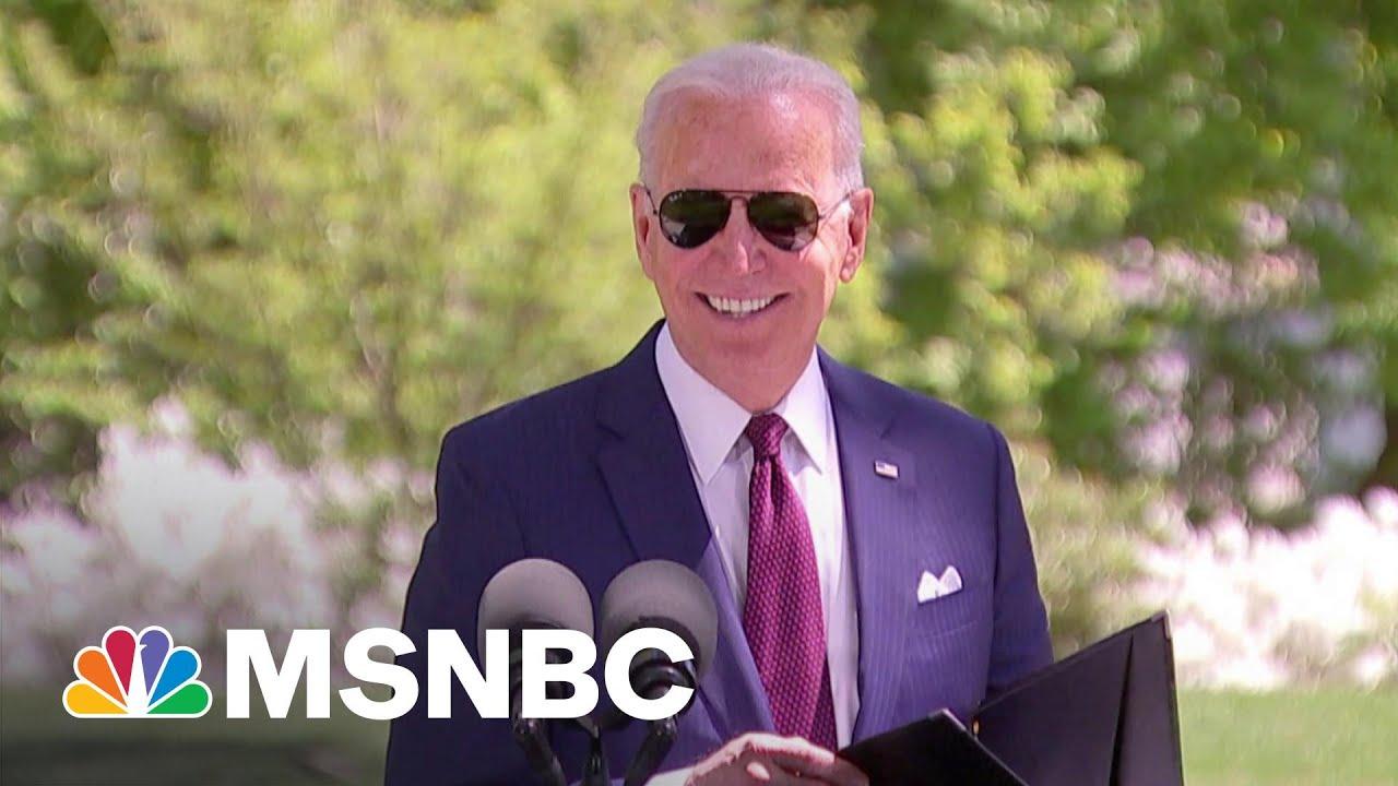 GOP Incapable Of Assailing Biden Agenda Resort To Made-Up Controversies   Rachel Maddow   MSNBC 8