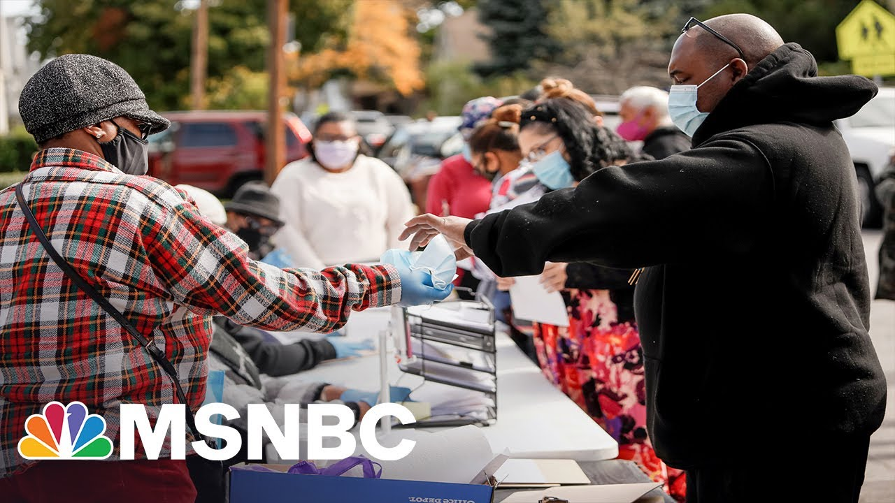 Velshi: Doing The Work To Be Anti-Racist | MSNBC 1