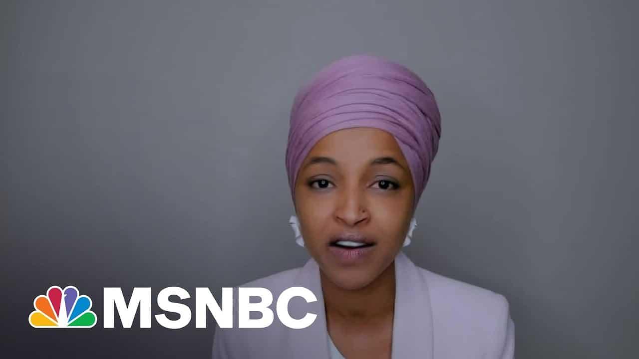 Rep. Ilhan Omar Introduces New Police Accountability Legislation | Morning Joe | MSNBC 9