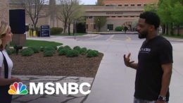 Voters In Kent Count, MI Give Pres. Biden High Marks On Pandemic Response | MTP Daily | MSNBC 3