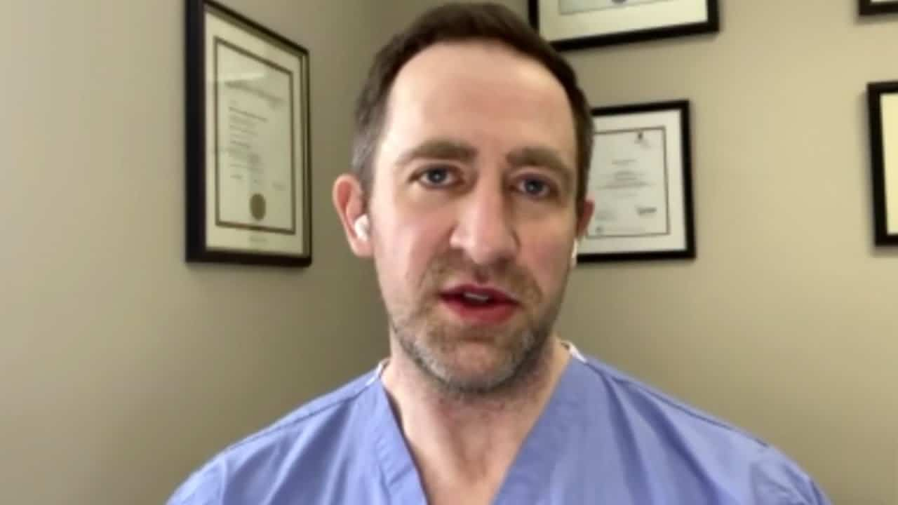 Ontario doctor says his COVID-19 patients are getting younger 1