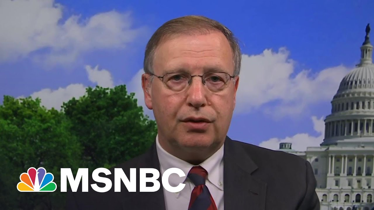 Chuck Rosenberg Responds To Federal Agents Executing Search Warrants On Giuliani | Deadline | MSNBC 1