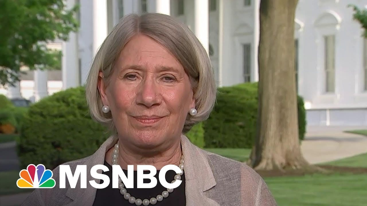 White House Senior Advisor Previews Biden's First Address To Congress | Deadline | MSNBC 1