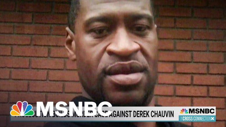 Expert on Derek Chauvin Trial: We're Witnessing Blue Wall of Silence Crumbling For First Time 1