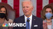 Biden Calls On Congress To Pass Police Reform | MSNBC 3
