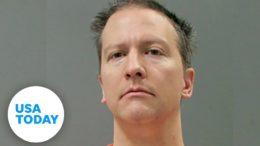 Derek Chauvin trial: Juror Brandon Mitchell speaks out | USA Today 8