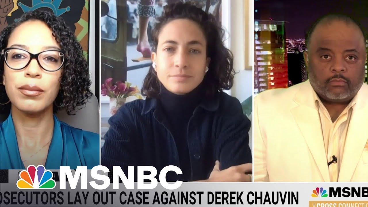 Media, Politics Experts Slam Defense's Portrayal of George Floyd in Derek Chauvin Trial | MSNBC 1