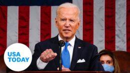 President Biden addresses Congress marking 100 days in office | USA TODAY 6