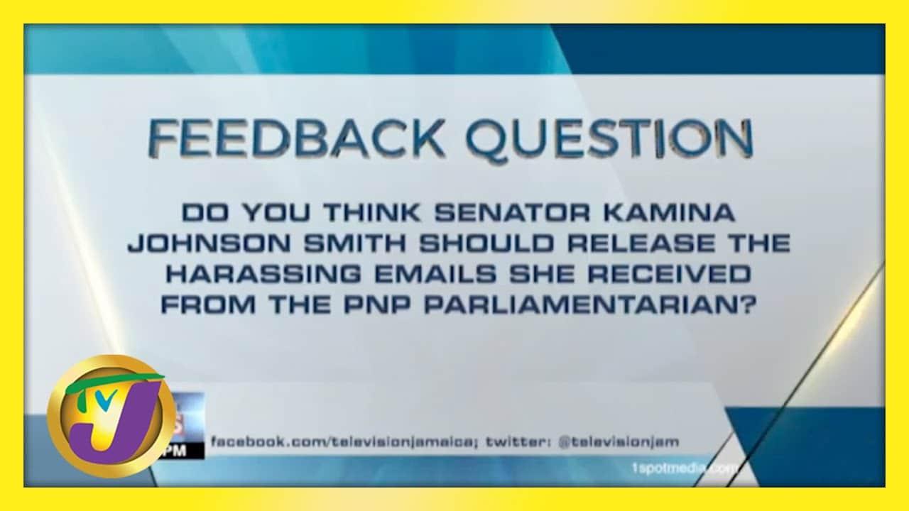 Feedback Question   TVJ News - April 27 2021 1