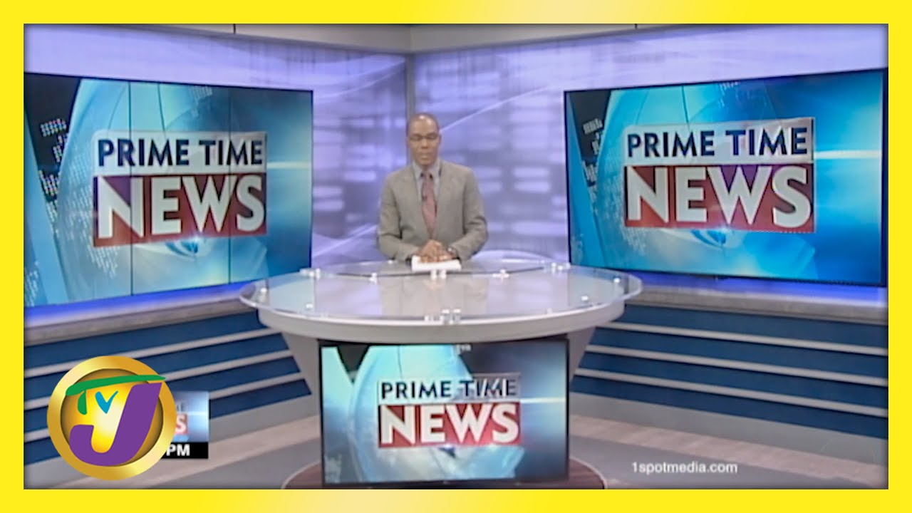 Jamaican News Headlines | TVJ News - April 27 2021 1