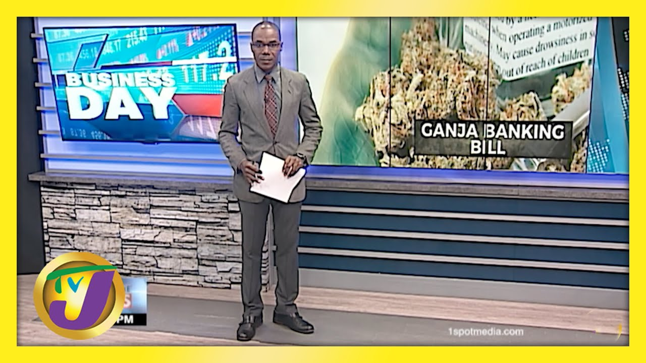 Ganja Stakeholders Respond to U.S. Safe Banking Bill   Jamaican Business Day - April 27 2021 1