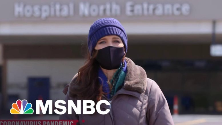 Michigan Covid Surge Worst In The Nation | MSNBC 1