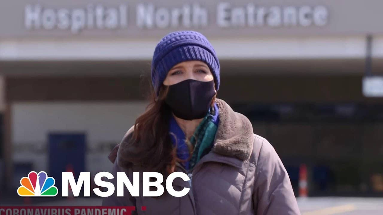 Michigan Covid Surge Worst In The Nation | MSNBC 6