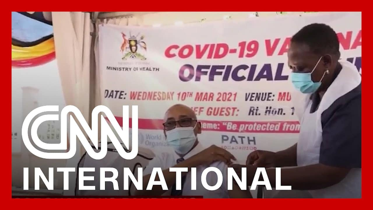 What's happening with Africa's vaccine rollout? 1