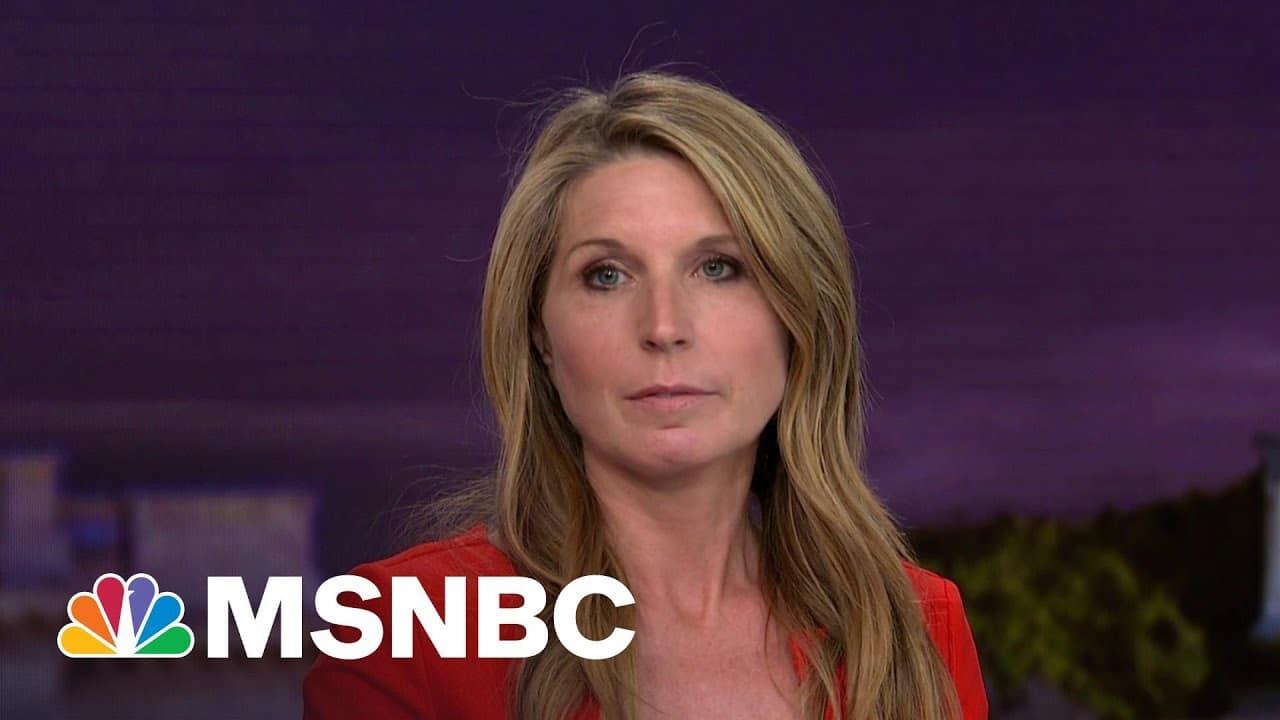 Nicolle Wallace Reacts To Biden's Bipartisanship In His Address | MSNBC 1