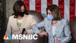 'Madam Speaker, Madam Vice President': Biden Speech Makes History   MSNBC 8