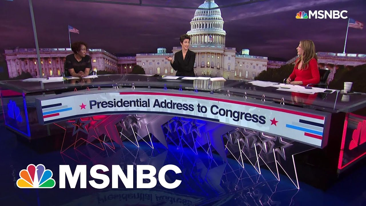 Surge Of DOJ Actions On Policing As Biden Nominees Settle In | MSNBC 1