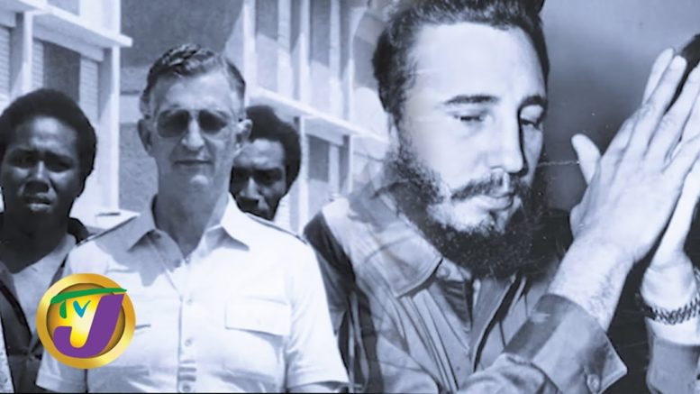 Jamaica's History | Election 1980 | Fidel Castro Received The Order of Jamaica 1