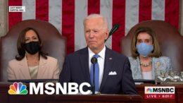 President Biden Offers Optimistic Assessment Of America's Place In The World   Morning Joe   MSNBC 7
