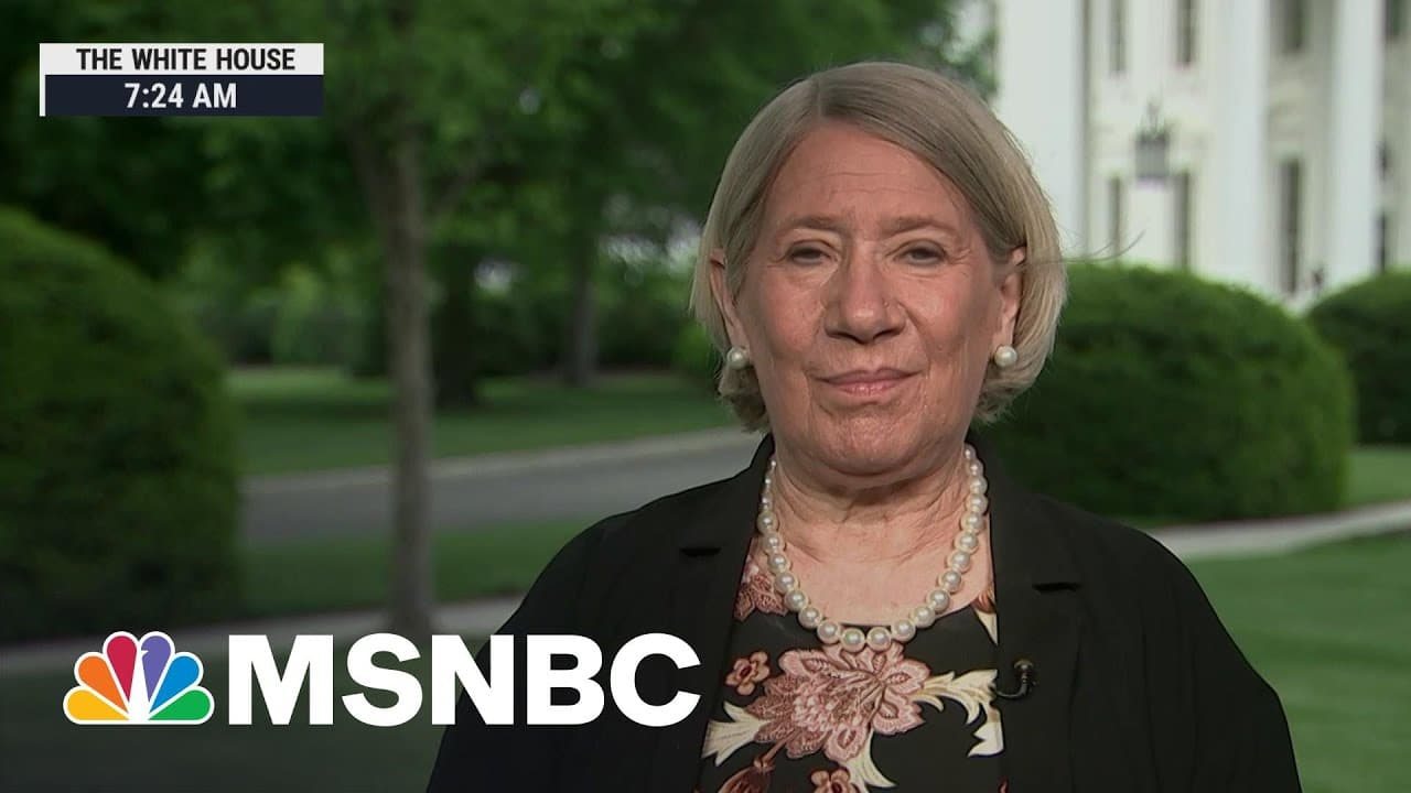 WH Senior Adviser: Biden Would Prefer To Work In A Bipartisan Way On His Plan | Morning Joe | MSNBC 3