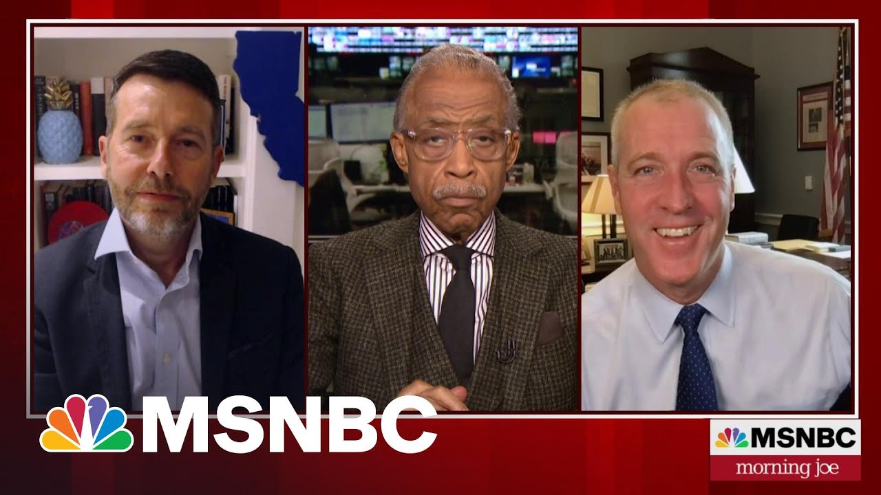 Do Dems Have A 'Wokeness Problem' As Carville Suggests?   Morning Joe   MSNBC 3