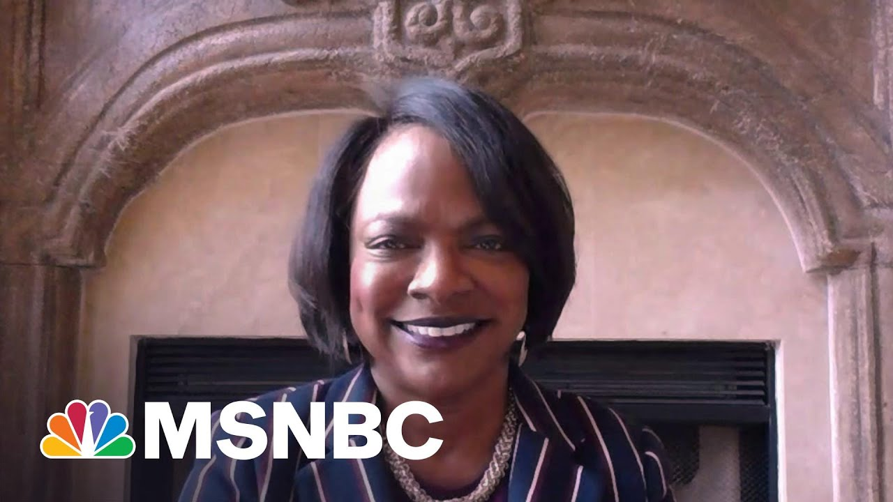 Rep. Demings On Police Reform: 'Let's Get This Law Passed'   Stephanie Ruhle   MSNBC 1