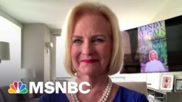 Cindy McCain Reacts To Harris, Pelosi Making History: 'We Should Have Had Women There Before' 6