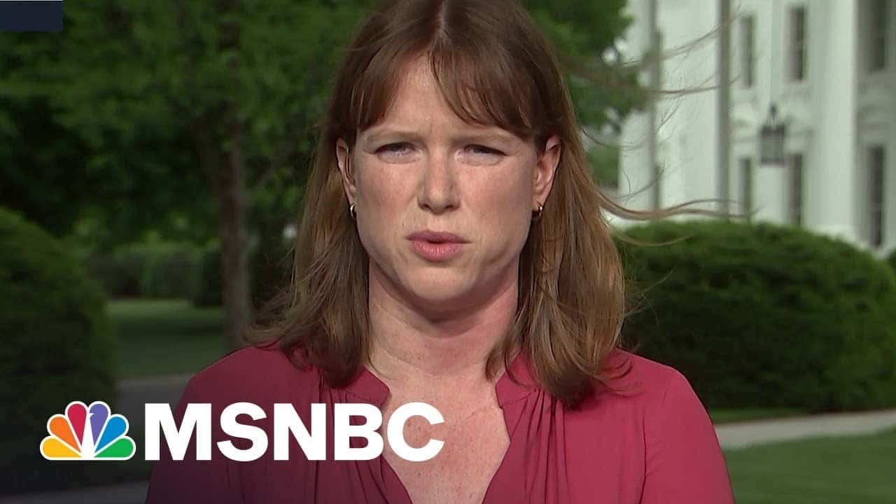 One-On-One With White House Communications Dir. Kate Bedingfield   MSNBC 1