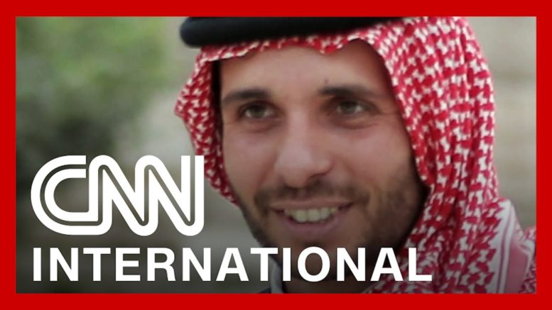 Jordan's former crown prince says he's been placed in isolation 1