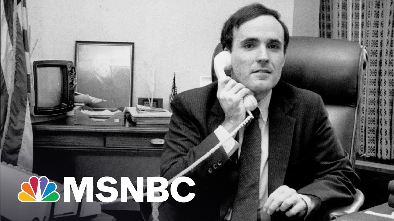 Rudy's Downfall: Giuliani Being Investigated By The Same Office He Once Ran | All In | MSNBC 9