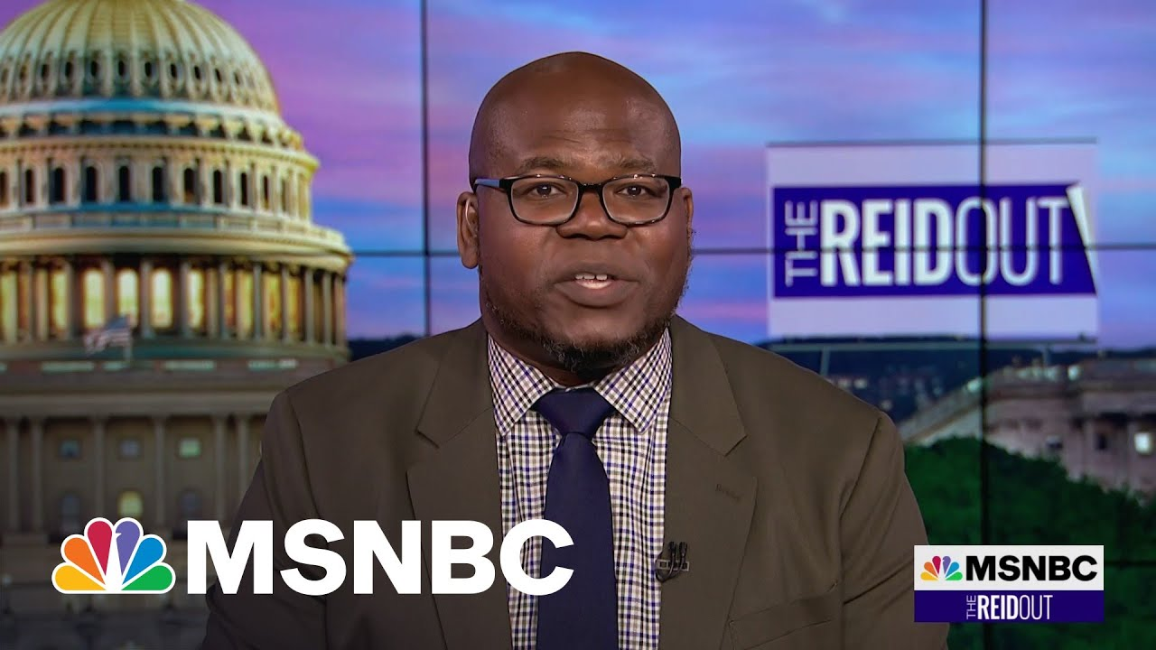 Jason Johnson: GOP's Response To Biden's Address Shows 'They Need To Figure Out What They Stand For' 1