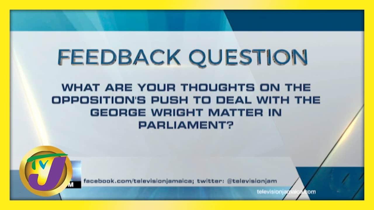Feedback Question | TVJ News - April 28 2021 1