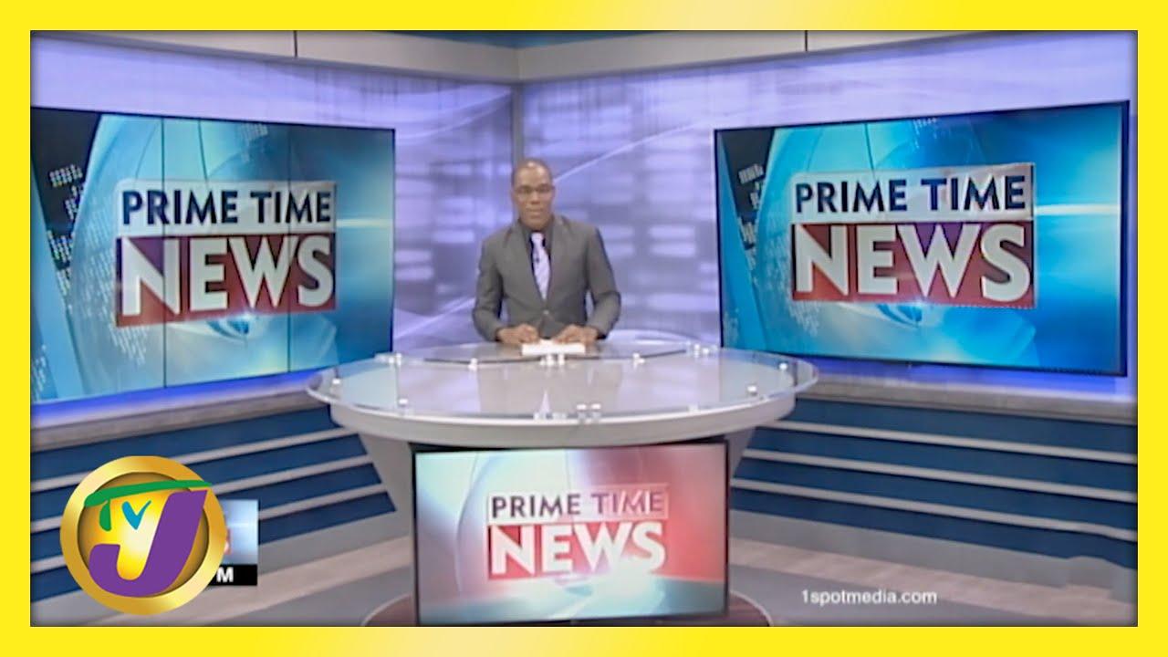 Jamaican News Headlines | TVJ News - April 28 2021 1