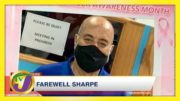 Farewell Jamaican Journalist Michael Sharpe | TVJ News - April 28 2021 5