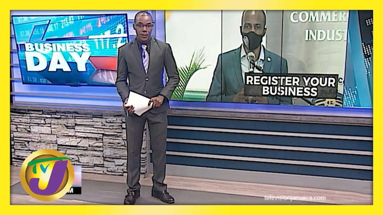 JCC Warns Against Informal Start-ups | Jamaica Business Day - April 28 2021 1
