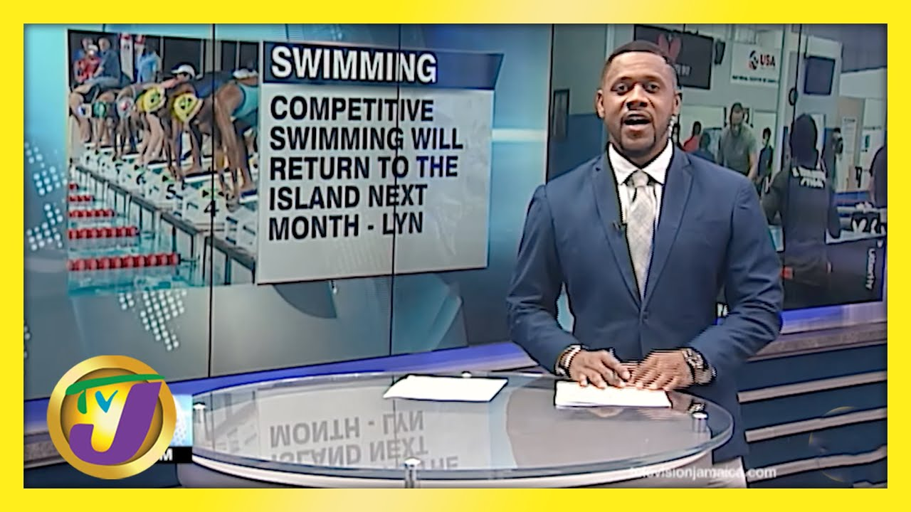 Competitive Swimming Returns to Jamaica - April 28 2021 1