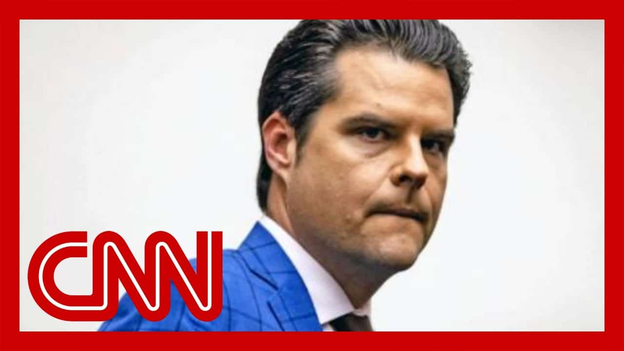 The Daily Beast: Gaetz associate wrote in letter that congressman paid for sex with minor 1