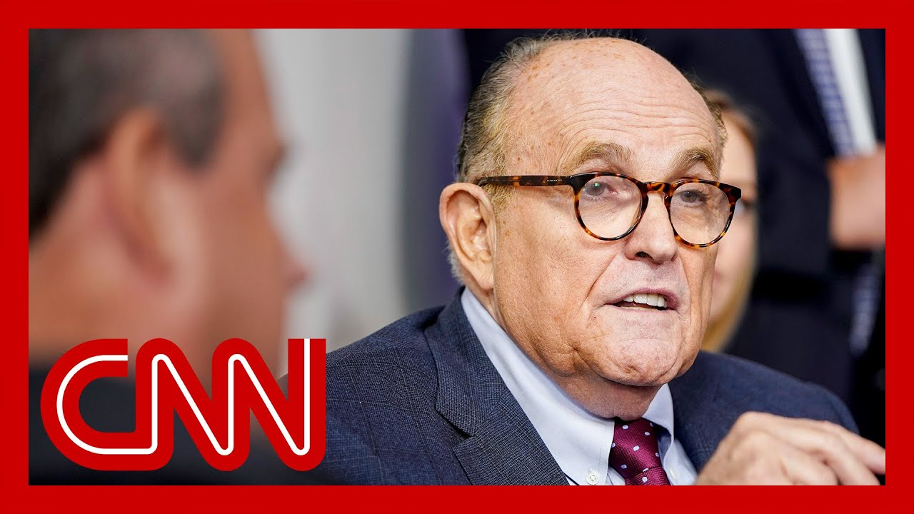 New details emerge about investigation into Giuliani 1