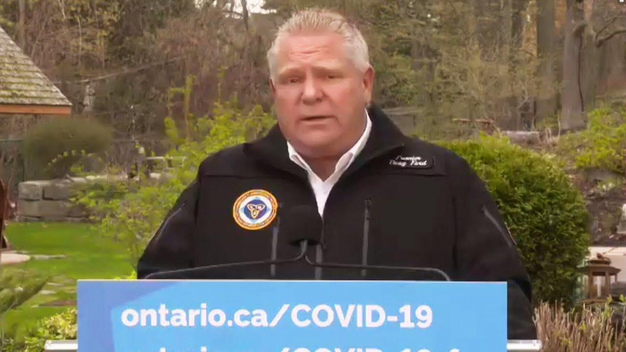 Ford calls on Ottawa to close 'massive loopholes' at Canada-U.S. borders 7