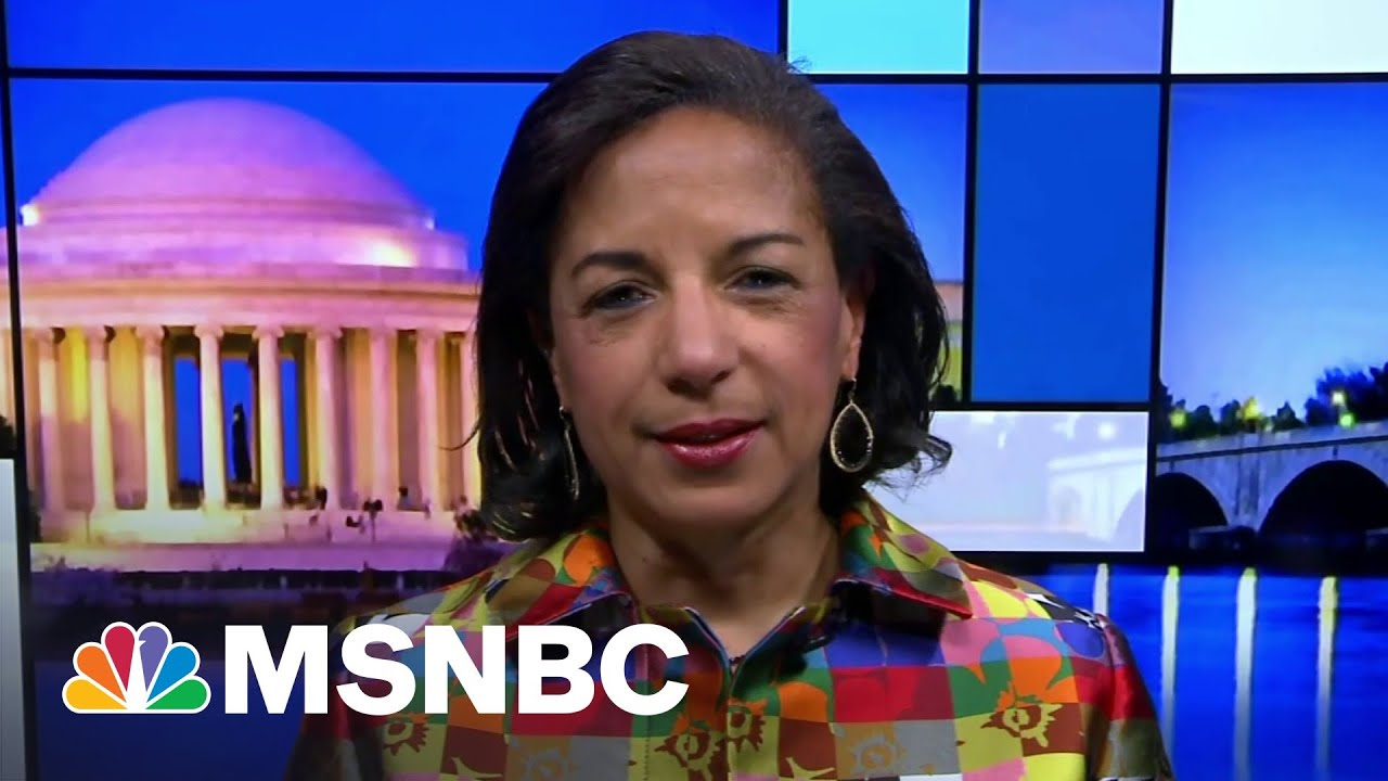 Biden White House Sees Opportunity For Police Reform Bill | Rachel Maddow | MSNBC 2