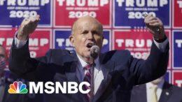 'Utter Nonsense': Chuck Rosenberg Blasts Giuliani's Search Warrant Protests   MSNBC 8