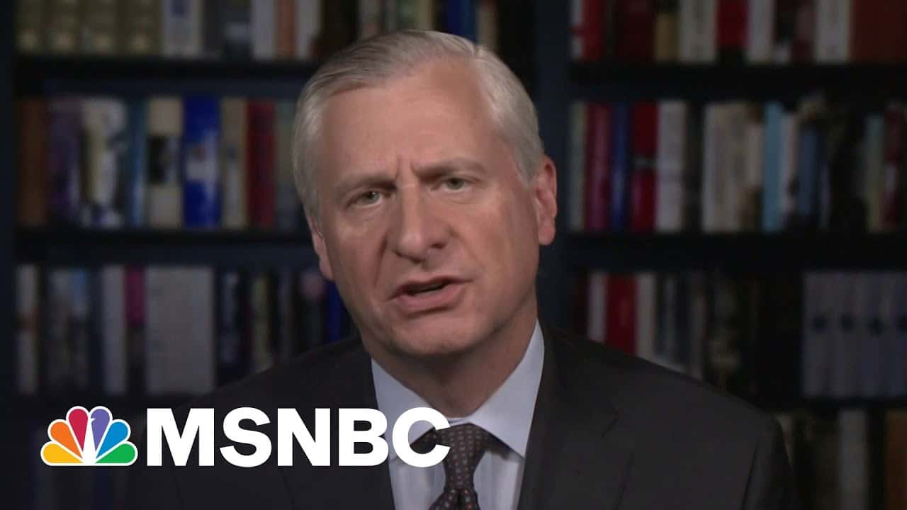 Jon Meacham Tackles What Makes Conspiracies Comforting In New Podcast   Morning Joe   MSNBC 1