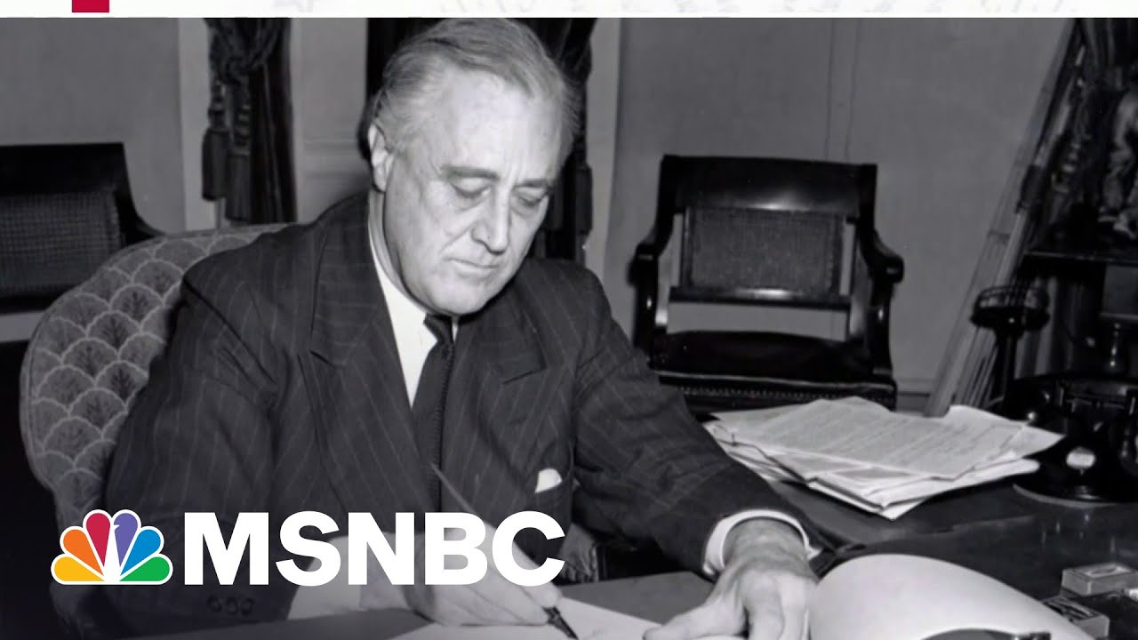 How A President's First 100 Days Stretches Back To FDR   Morning Joe   MSNBC 2