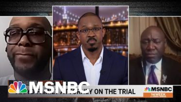 George Floyd's Brother Speaks Out On Chauvin Trial | MSNBC 10