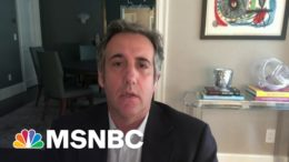Cohen Reflects On Insurrection: Trump Needs The Adulation Of The Crowd The Way You Need Oxygen 9