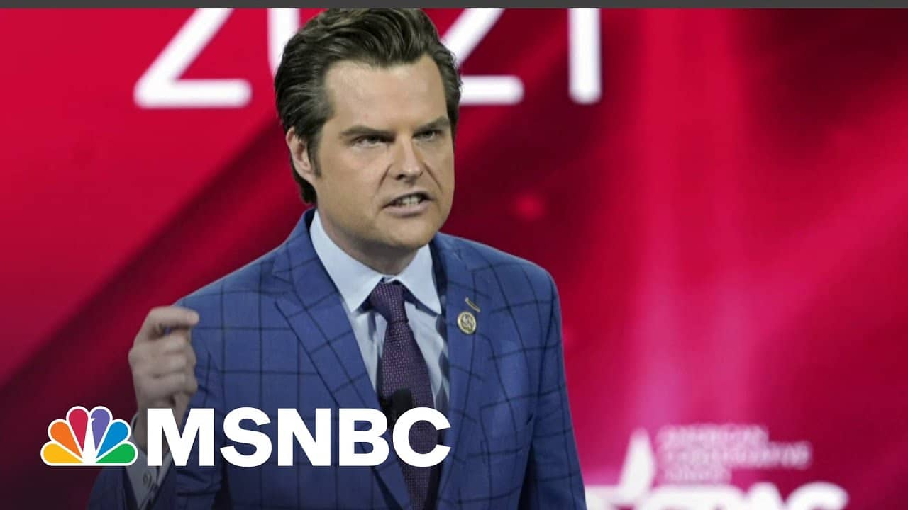 Rep. Lieu: Gaetz Should Be Removed 'Immediately' From Judiciary Committee | All In | MSNBC 1